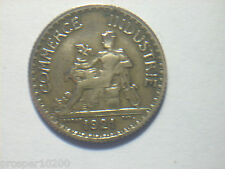 1 franc type domard 1921 n°1