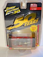 JOHNNY LIGHTNING MIJO EXCLUSIVES BLACK & GOLD 1999 NISSAN SKYLINE GT-R