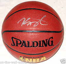 KEVIN DURANT GOLDEN STATE WARRIORS SIGNED AUTOGRAPHED OFFICIAL NBA BALL! W/PROOF