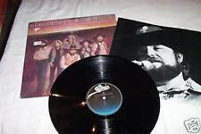"Vintage Album Charlie Daniels Band Million Mile Reflection 12"" 33 RPM Country LP"