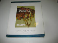 Foundations of Parasitology von Larry S Roberts 7. th edition 2004