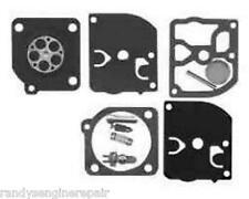 Zama repair kit carburetor McCulloch Mac EAGER BEAVER 2014 2016 2316 3818 2116