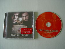 THE BROTHERS GRIMM film soundtrack CD album Dario Marianelli
