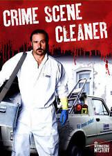 Crime Scene Cleaner DVD New