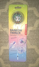 Kikkerland Rainbow Twirler Top