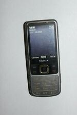 Nokia Classic 6700 - Silber (Ohne Simlock) Handy
