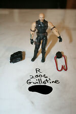 Gi Joe Cobra Guillotine Plague Trooper Commander