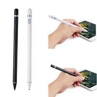 2x Touch Screen Stylus Pens for Apple iPad Pencil Fine Point Smart Digital Pen