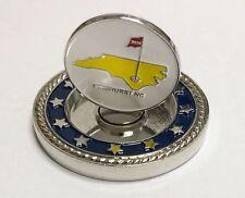 Golf Mondo Mark Poker Chip Ball Mark Eagle USA Flag 2024 US OPEN Pinehurst No. 2
