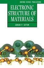 Electronic Structure of Materials [Oxford Science Publications]