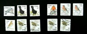 Ireland-1997/2000Birds issues-Used