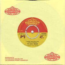 Jelly Beans I Wanna Love Him So Pye Int 7n25252 Soul Northern Motown