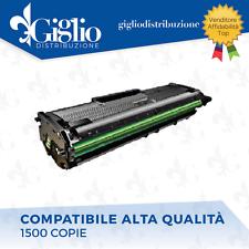 TONER SAMSUNG ML 2160/ 2165 / 2166 SCX 3400 SF 760 MLT D101S NERO COMPATIBILE