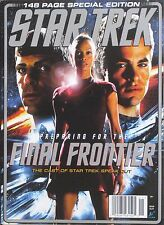 PREPARING FOR THE FINAL FRONTIER 2011 STAR TREK Magazine 148 Page Special / NEW