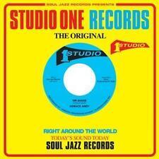 Roots Vinyl-Schallplatten mit Single (7 Inch) - Plattengröße