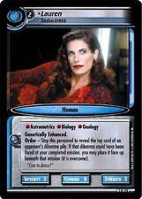 Star Trek CCG 2E Call To Arms Lauren, Seductress 3R176