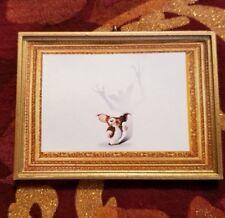 Gremlins Fans Gizmo Inspired Handmade Christmas Tree Ornament