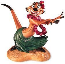 "WDCC Disney Classics - LION KING ""TIMON LUAU""  #11K411970 NIB"