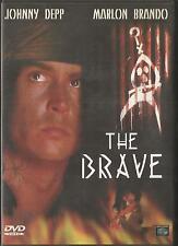 DVD - The Brave (Johnny Depp) / #2594