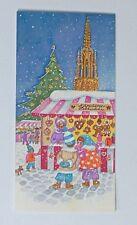 20 Stück Weihnachtskarte  Nürnberg  Christkindlesmarkt