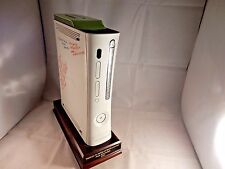 Microsoft Xbox 360 White Development Team Signed Console System (RARE!) #S644