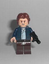 LEGO Star Wars - Han Solo (75243) - Figur Minifig Slave I Leia Zuckuss 75243