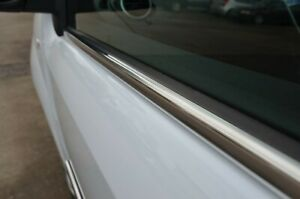 Chrome Side Door Window Sill Trim Set Covers To Fit Nissan NV250 (2019