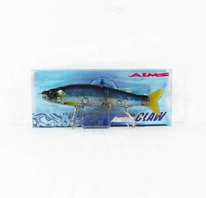 Gan Craft Jointed Claw 128S Salt Floating Jointed Lure AS-14 (8676)
