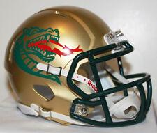 5b292471417 2017 UAB Blazers Custom Riddell Mini Helmet vs North Texas