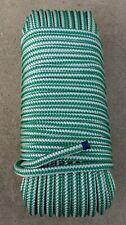 "1/2"" x 150' Arborist tree climbing rope 16 strand braided !! FREE SHIPPING !!"