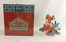 Disney Showcase Collection The Little Mermaid on Rock Ariel Figurine Enesco Box