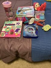 Lot Of 10 Girls Toys/accessories All Nwt