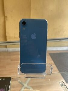 Apple iPhone XR Blue 64GB A1984 LTE GSM CDMA Unlocked - Very Good Parts Only