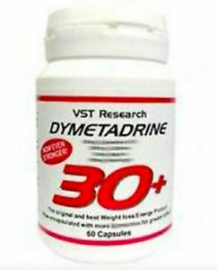 D30+ T5 Fat Burner - The ultimate fat burner - VST RESEARCH - Dymet's