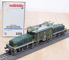 "Märklin 3356 E-Lok Baureihe Be 6/8 II ""Krokodil"" der SBB / Digital / OVP"