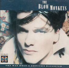 THE BLOW MONKEYS - She was only a grocer's daughter !! GUTER ZUSTAND !!
