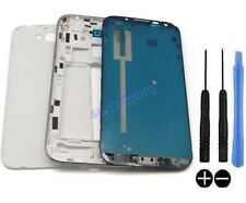 COQUE COMPLETE REMPLACEMENT FACADE CHASSIS SAMSUNG GALAXY NOTE 2 LTE N7105 BLANC