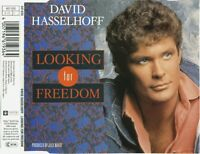 David Hasselhoff Maxi CD Looking For Freedom - Germany (EX+/M)