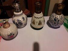 lot de 4 lampe berger ancienne