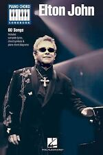 Elton John - Piano Chord Songbook