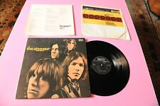 STOOGES LP ORIG ITALY 1969 EX CON INSERTO TESTI ED INNER VEDETTE WITH LYRIC INSE