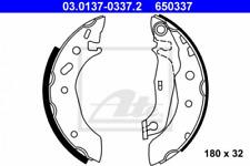 Bremsbackensatz für Bremsanlage Hinterachse ATE 03.0137-0337.2