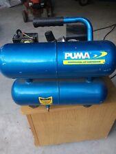 2 gallon air compressor Puma Mini Electric 1.5 HP LA-5721 115V
