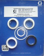 Graco 208520. Repair kit pump 220-465 (220465) Monark 5:1 President 10:1