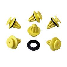 Innenverkleidungsclip Pom türverkleidungsklip Audi VW Seat Colliers NEUF x30