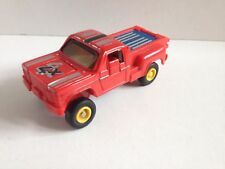 Mc juguetes robot BOOTLEG KNOCK-OFF Motorizada KO TRANSFORMERS G1 1980s