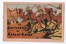 Il Rallic. Sotterraneo di Kaalat-Rahba. Collezione con 8 Fr. Rara Tell Completo