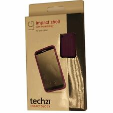 New Tech21 LG G2 IMPACT SHELL Case Cover With D3O technology PURPLE 100% Genuine