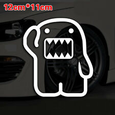 Domo Kun Sticker JDM Shock Haters Decal for Hellaflush Fatlace Turbo Drift Cars