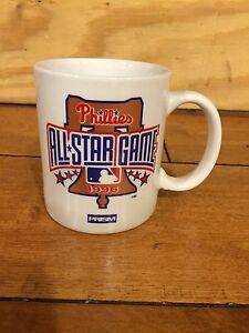 1996 All Star Game Veterans Stadium PHILLIES Ceramic Coffee Mug NEW